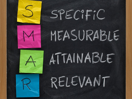 How to set goals correctly according to S.M.A.R.T. method