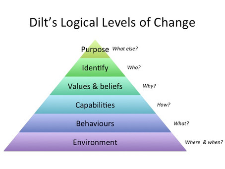 Dilts` Logical Level