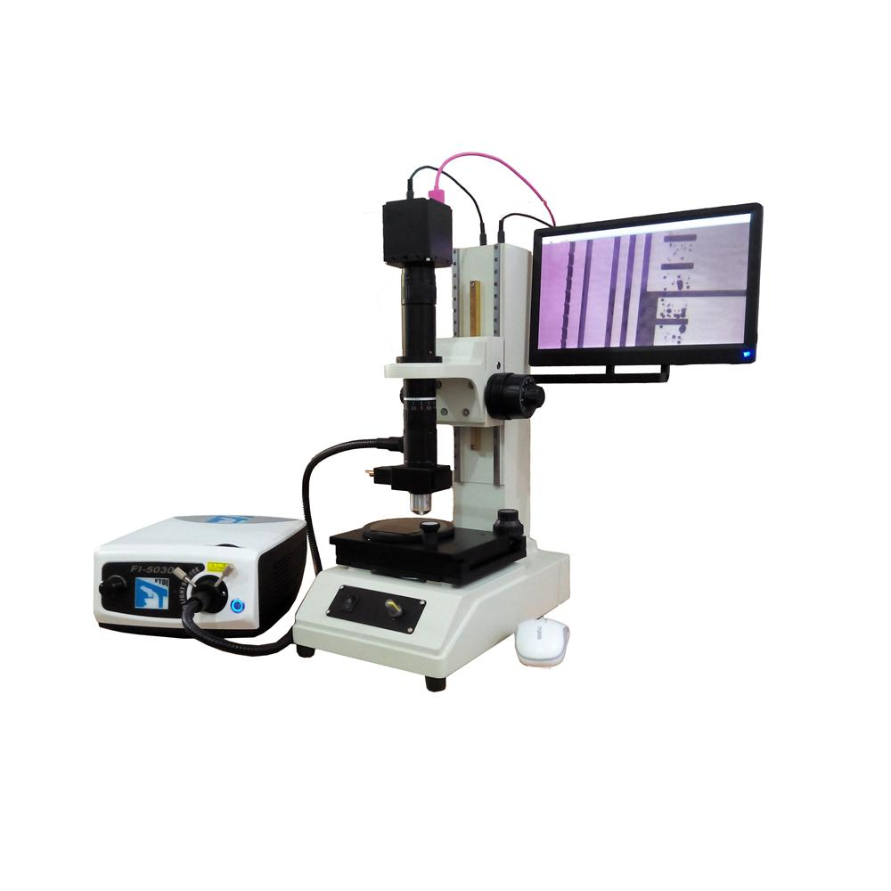 LCD meetmicroscoop