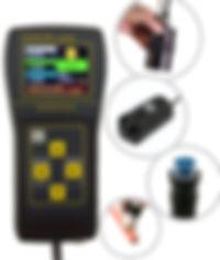 Kleurmeter, colorimeter, spectrofotometer, colorlite
