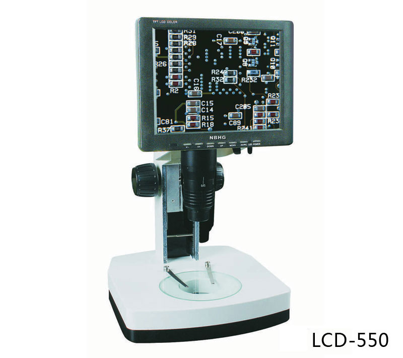 Microscoop - NauMetrics LCD-550