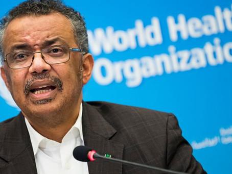 WHO declares novel coronavirus outbreak a pandemic