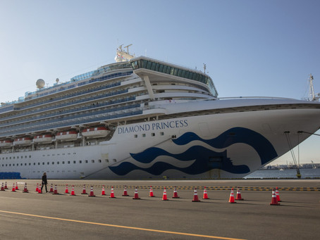 1st Filipino COVID-19 case in cruise ship 'successfully treated,' to be discharged from hospital