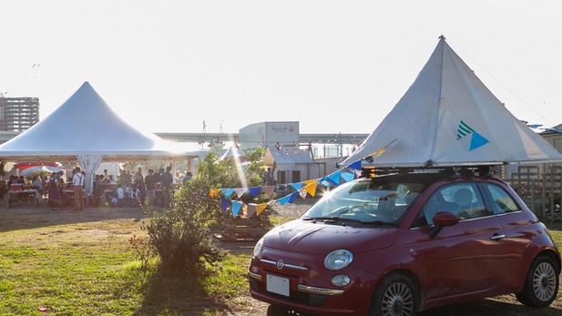 ルーフトップテント/ Roof Top Tent