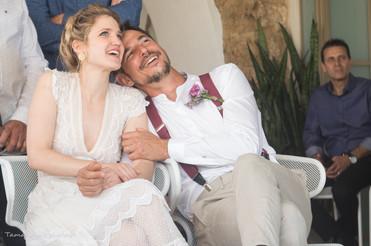 החתונה של נויה ותומר