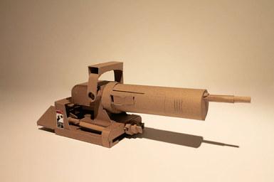 3D Design, Cardboard Object Replica Proj