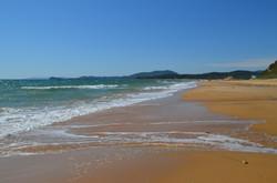 Дыхание моря и шелест песка