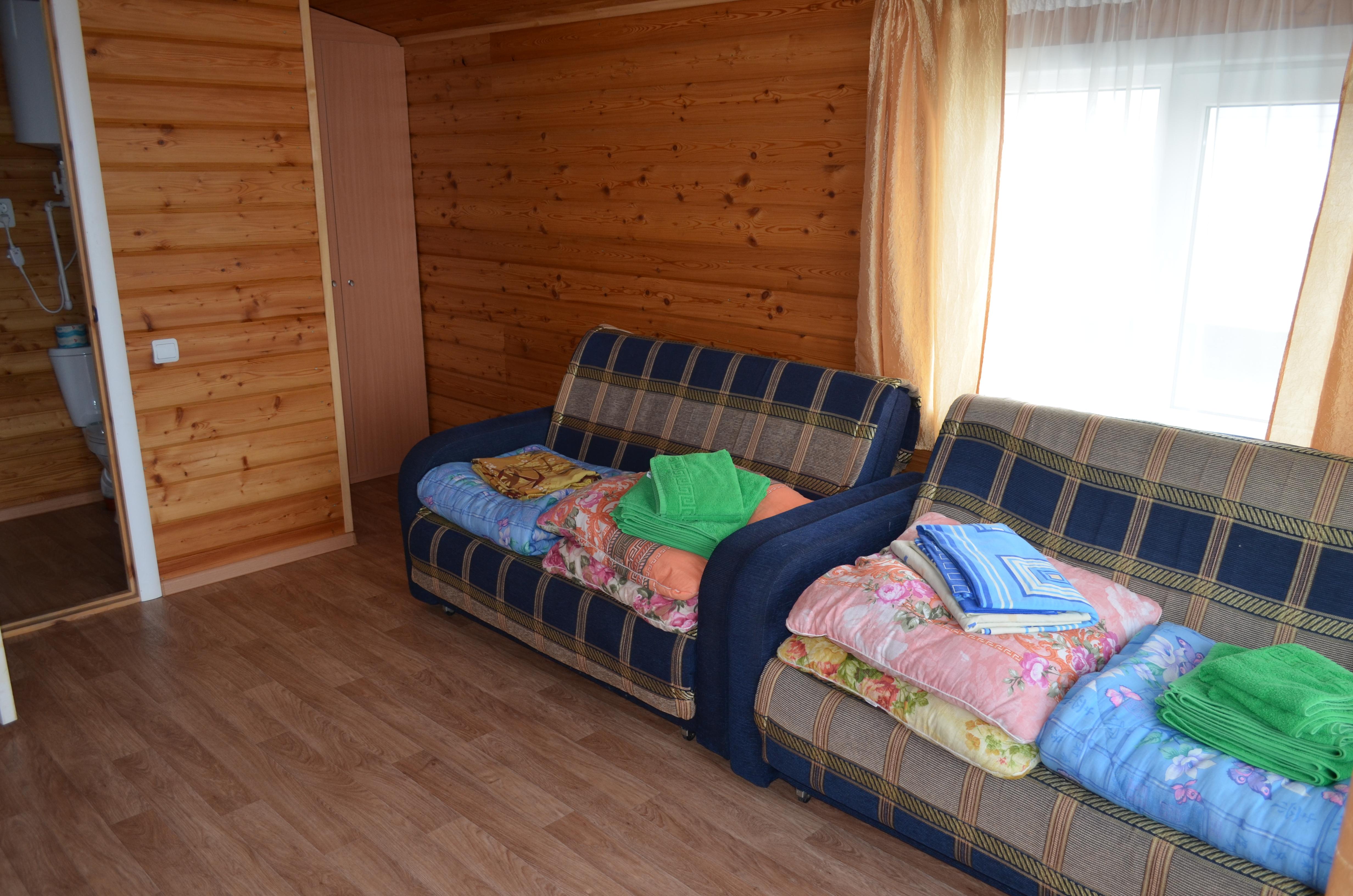 Два 2-спальных дивана
