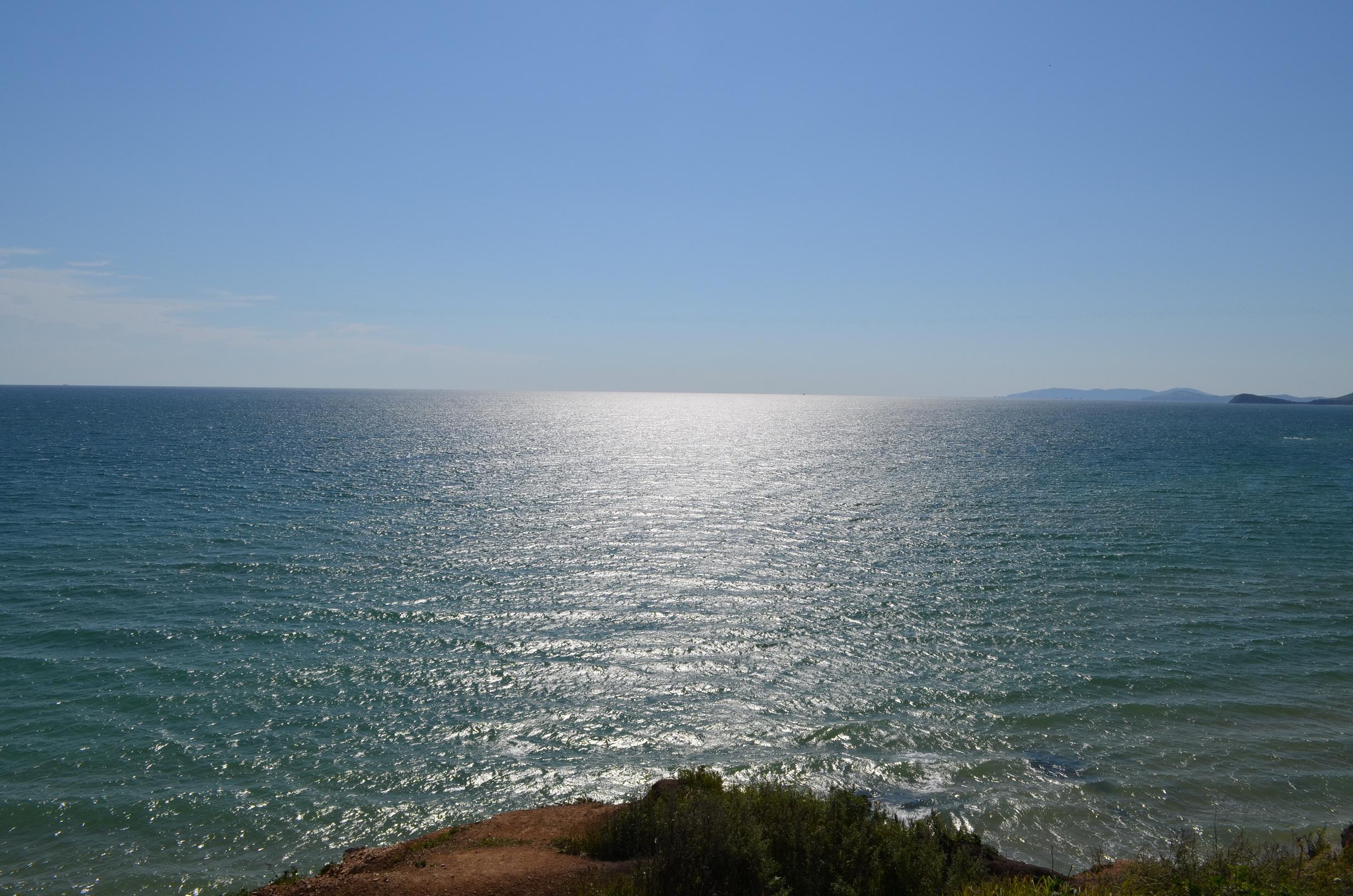 Морской пейзаж дарит нам любовь