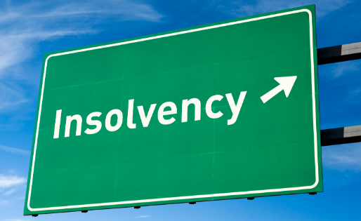 The 14 Indicators of Insolvency: A Case Study