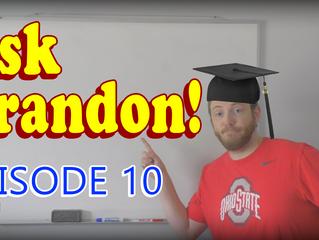 Stock Market Doom & Gloom | Ask Brandon | Episode 10