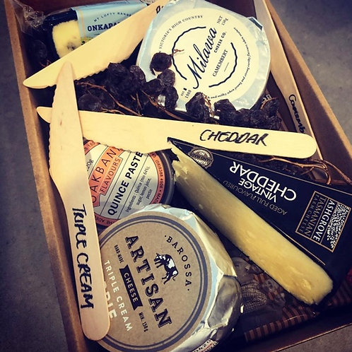 CHEESE BOXES