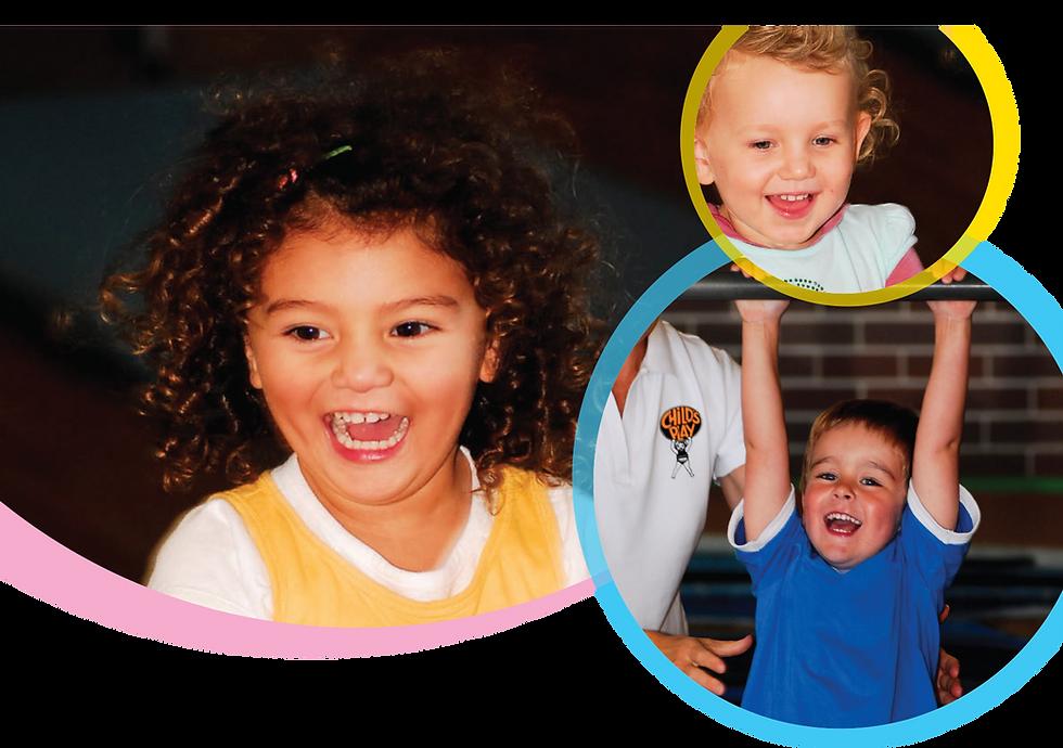 Child's Play gymnastics & movement program