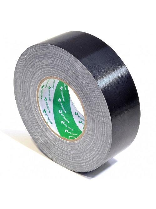 Gaffer Tape Zwart 50M
