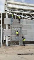 Instalación de Durock en Aguascalientes