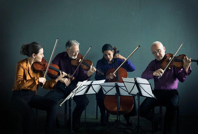 Juilliard String Quartet - Homepage