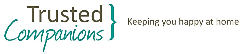 Trusted Companions - Services for older people in Horsley, Clandon and Ockham, Surrey