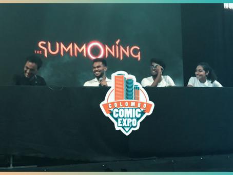 Colombo Comic Expo 2018