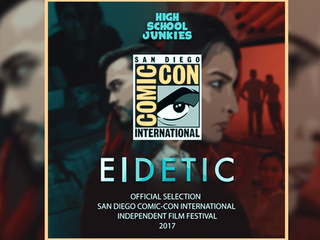 EIDETIC becomes the first Sri Lankan film selected to be screened at San Diego Comic-Con