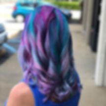 Had a blast with this beauty!!!! Hair by _jenbrowndoeshair #hairinspo #pulpriot #hair #virginiabeach