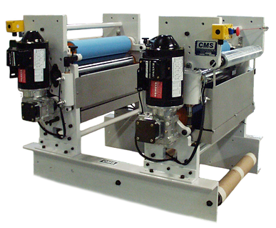 double coater roll coater cms industrial technologies