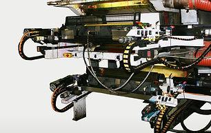 flexo print deck mechanical upgrade cms industrial technologies