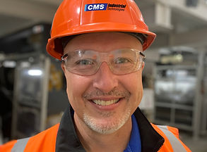 ronald boswell service technician on site support cms industrial technologies