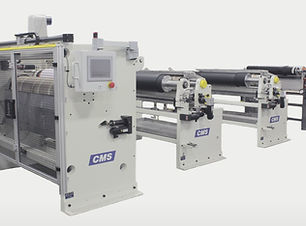 hydrophilic moisturizer roll coater process line converting equipment cms industrial technologies