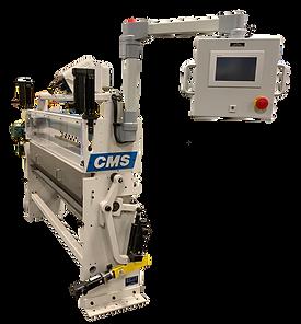 moisturizing system cm200 paper converting equipment cms industrial technologies