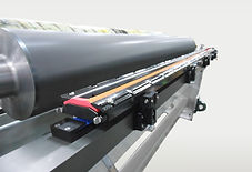 ink chamber carbon fiber annilox roller printer cms industrial technologies