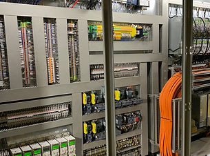 press upgrade electrical upgrade control panel cms industrial technologies
