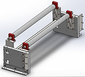 bow roller section cms industrial technologies