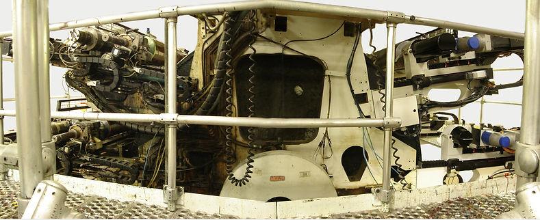 flexo print deck retrofit mechanical upgrade cms industrial technologies