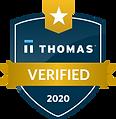 Thomas Badges Verified