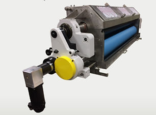 roll coater mechanical upgrade modification cms industrial technologies