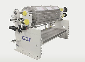 hydrophilic roll coater paper coating converting cms industrial technologies
