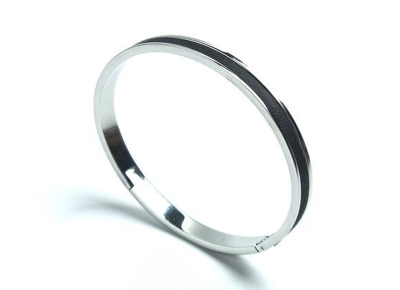 Mémoire Bracelet -Silver