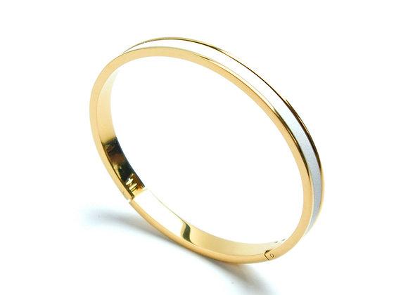 Mémoire Bracelet - Gold