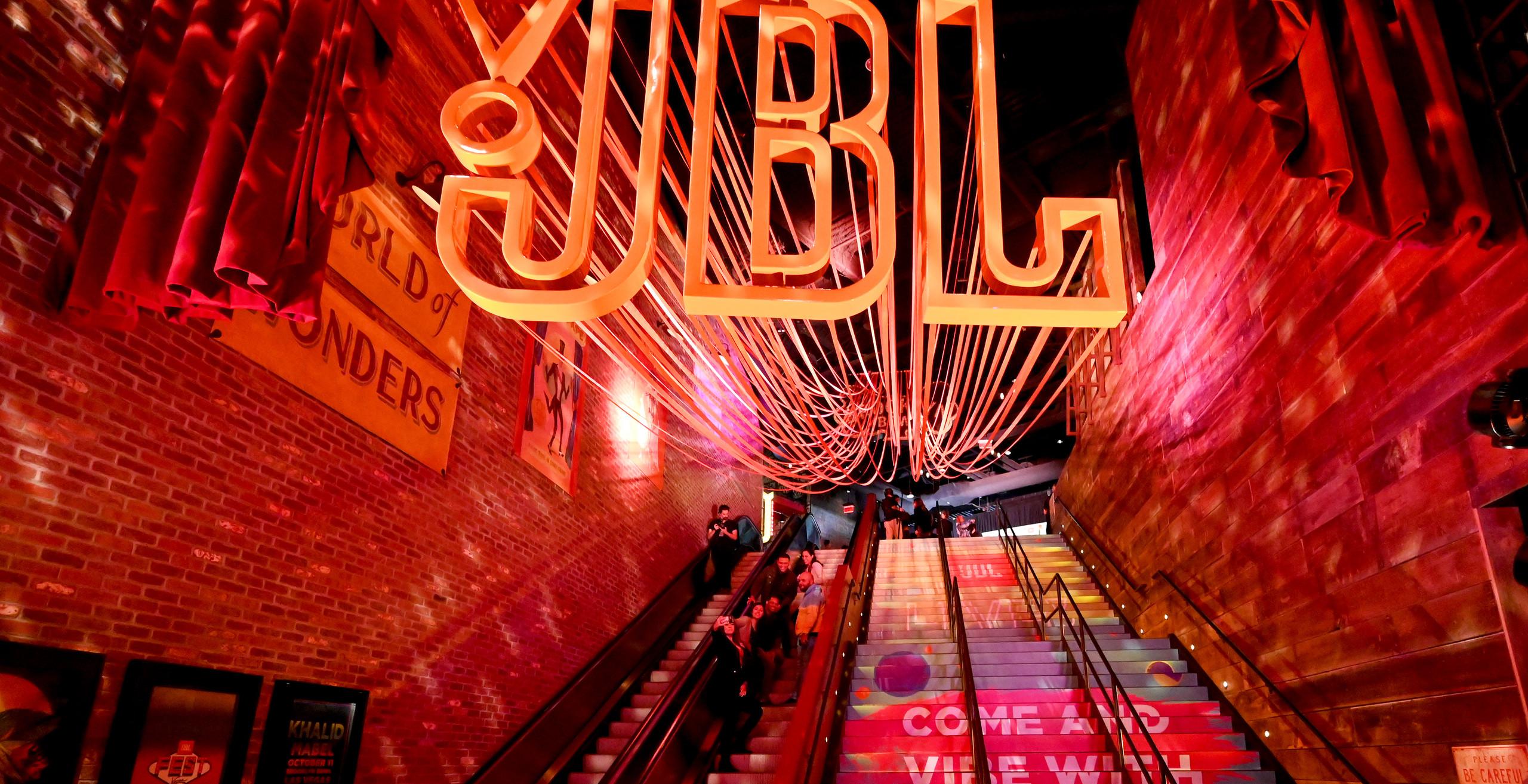 JBL Fest Brooklyn Bowl Las Vegas