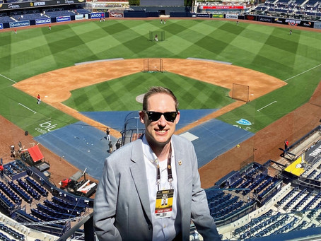 Opening Day 2021: How Four Visionary Words Immediately Changed My Life