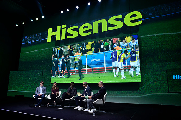 NBC Men in Blazers FIFA World Cup Brandi Chastain