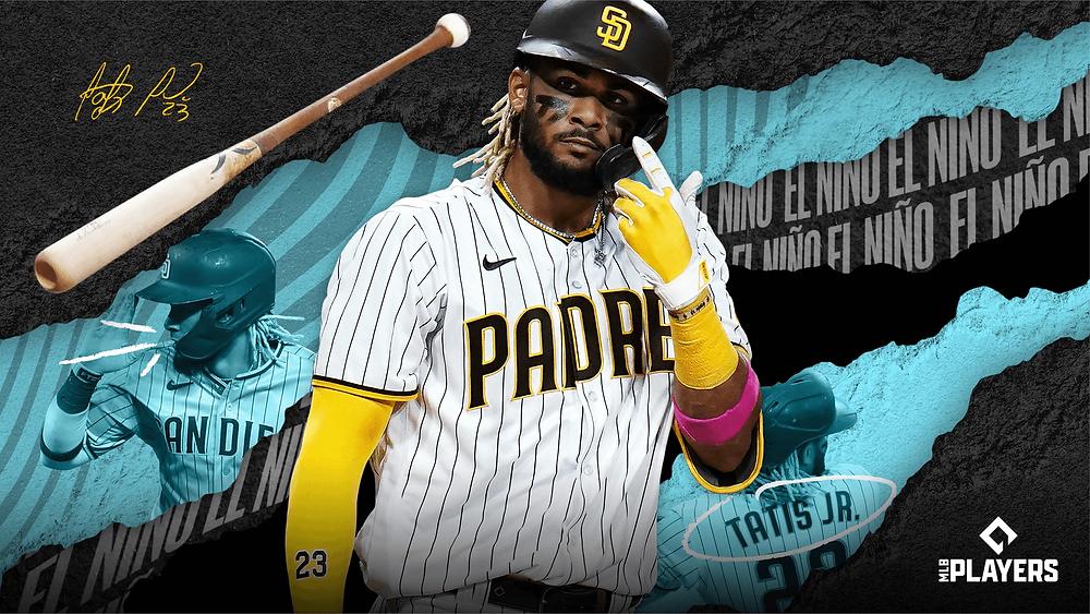 Fernando Tatis Jr. Padres MLB The Show 21 video game
