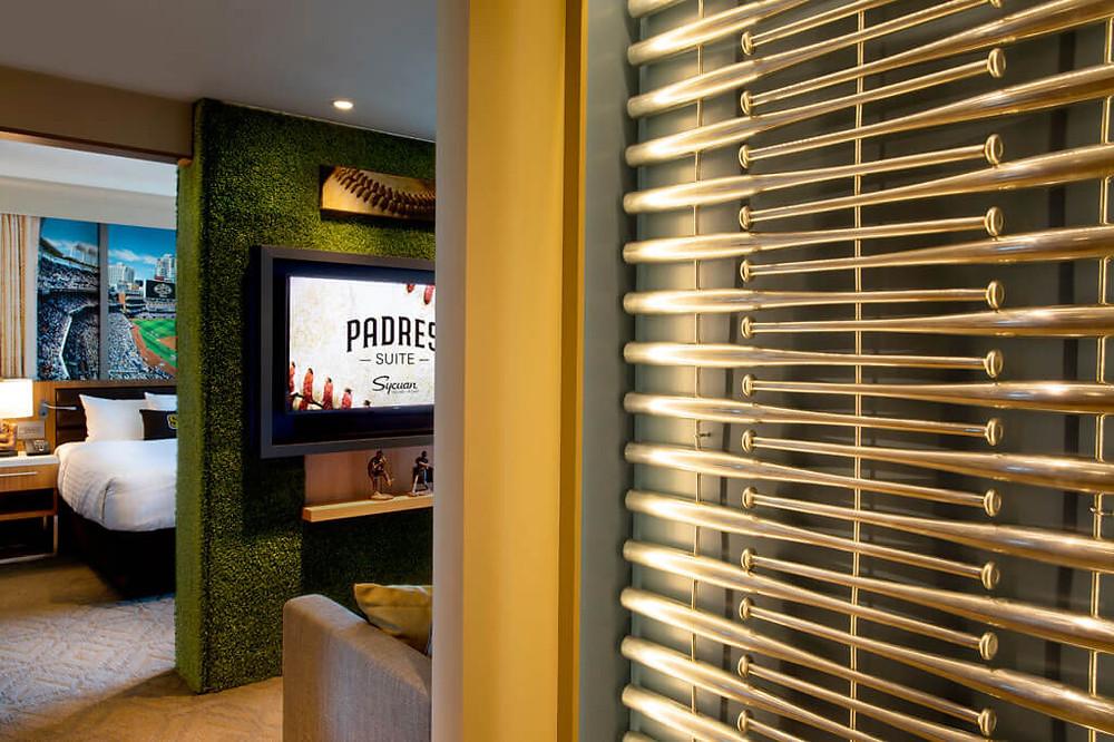 Sycuan Casino Resort San Diego Padres Hotel Suite