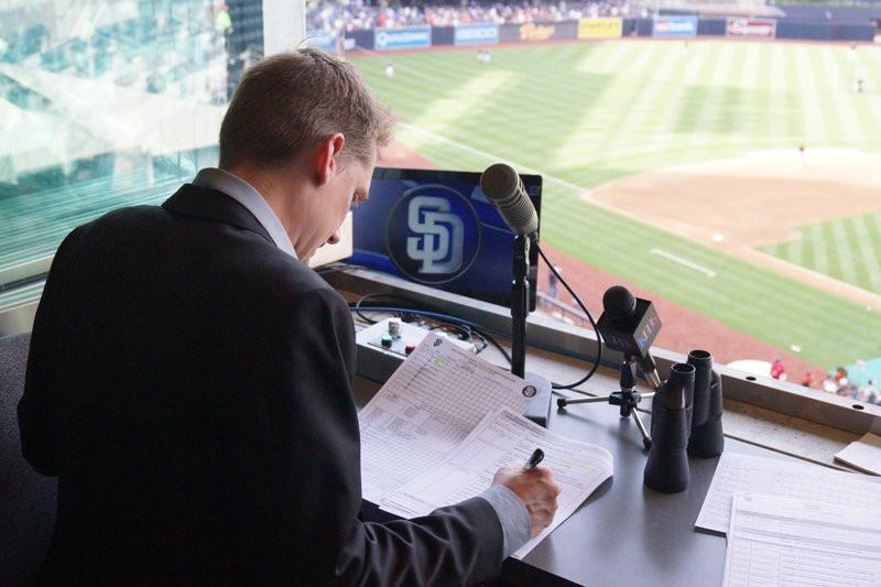 Alex Miniak Petco Park San Diego Padres Major League Baseball KPBS