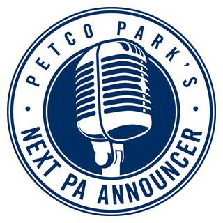 San Diego Padres Petco Park PA Announcer