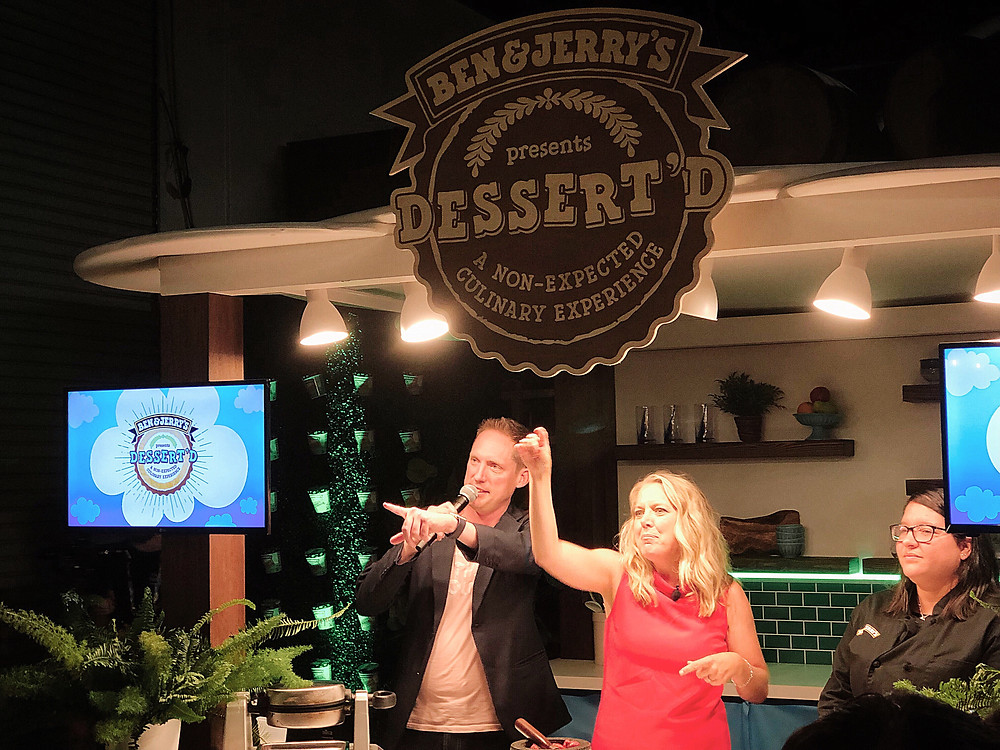 Ben & Jerry's Melissa D'Arabian Food Network