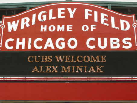 """Throwback Thursday: My First Taste of """"The Show,"""" Wrigley Field"""