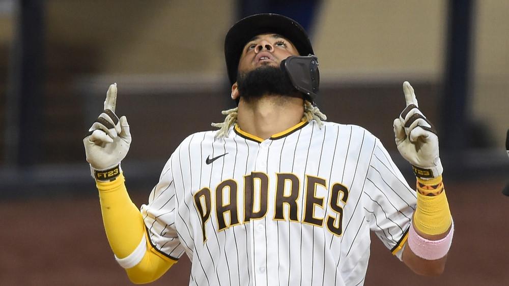 Fernando Tatis Jr. San Diego Padres Petco Park