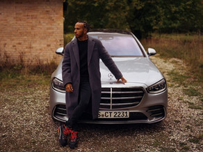 The New Mercedes-Benz S-Class Cares for What Matters