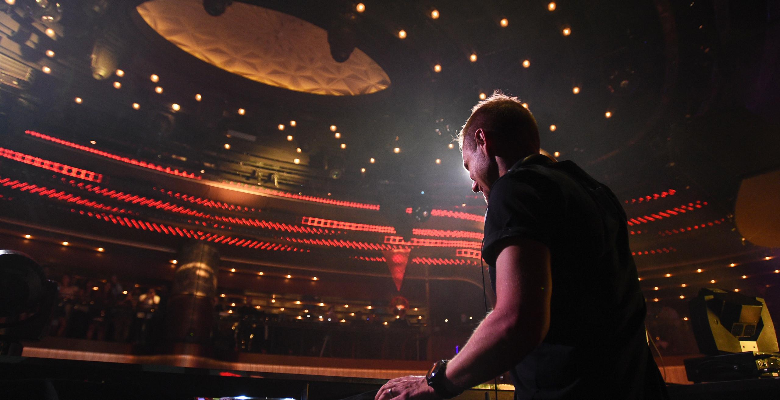 Armin Van Buuren JBL Fest Jewel Nightclub Las Vegas
